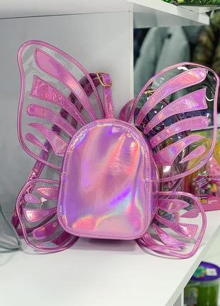 Рюкзак метелик