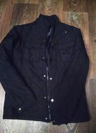 Куртка стеганая брендовая easy premium clothing s