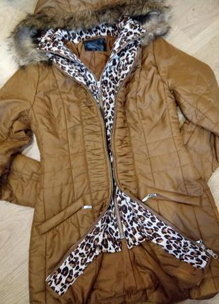 Куртка bonprix новая ращмер с
