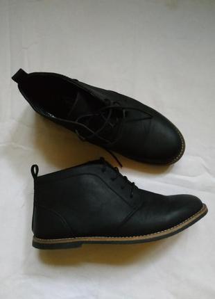 Ботинки деми дезерты