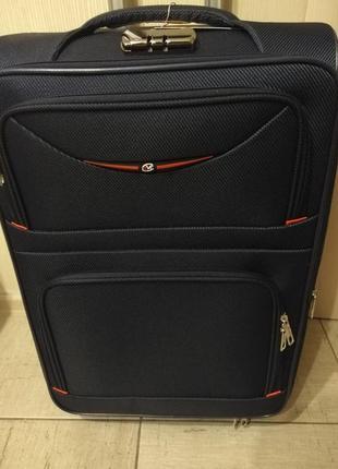 Дорожный чемодан на 2 колесах бесплатная доставка
