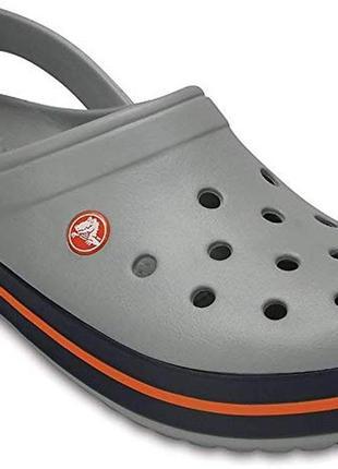 Кроксы crocs crocband w9, w10, w11. оригинал