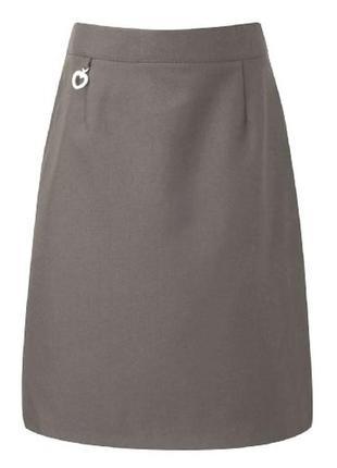 Серая юбка colours
