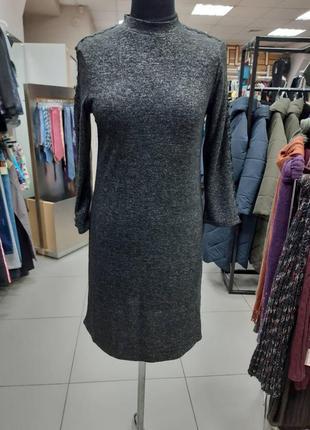 Женское, платье, нарядное, повседневное, теплое, размер xs, s