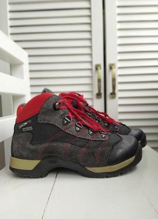 Ботинки  для трекинга dolomite gore-tex