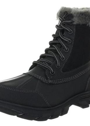 Skechers зимние ботинки р.37