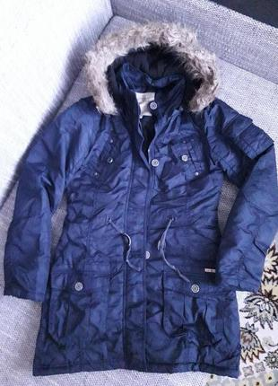 Курточка фирменная парка