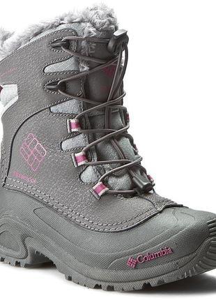 Columbia bugaboot omni-heat - зимние ботинки