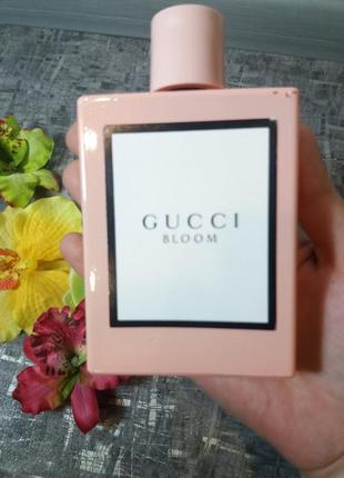 Gucci bloom. 100 мл. франция