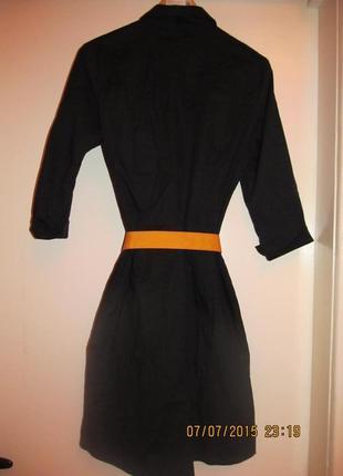 Промод черное платье