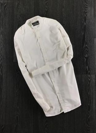 Класическая мужская рубашка (3r80)