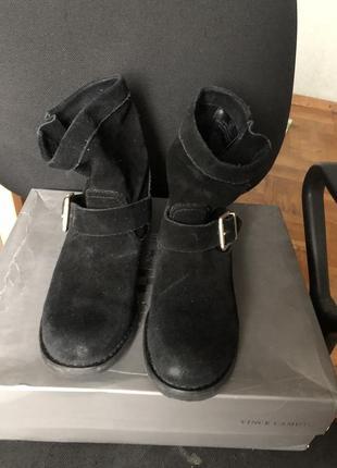 Ботильоны ботинки vince camuto