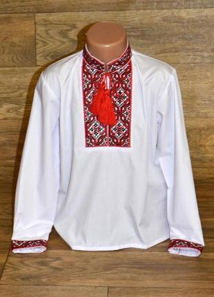 Вишиванка,вышиванка, сорочка с вышивкой 11 лет