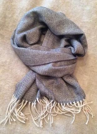 Мягчайший кашемировый шарф