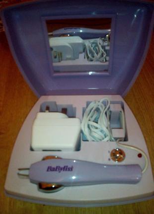 Эпилятор. прибор для удаления волос babyliss