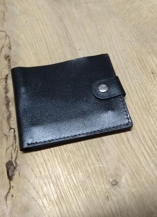 Чоловічий шкіряний гаманець, мужской кожаный кошелек