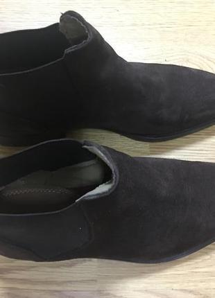 Великолепные мужские  туфли челси