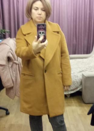 Осенние пальто zara