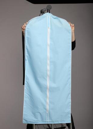 Чехол для хранения одежды,преимущественно меховых изделий и пальто