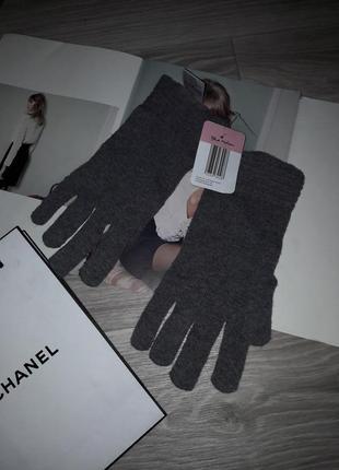 Blue motion перчатки с кашемиром и шерстью. сток