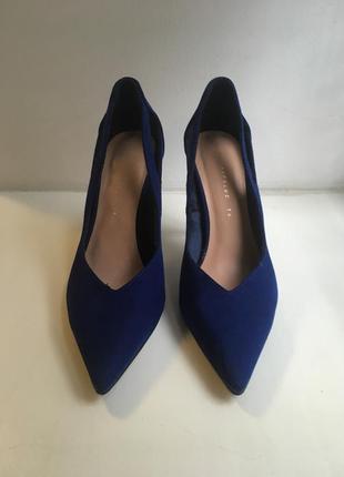 Туфли-лодочки на высоком каблуке zara