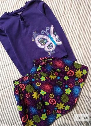 Комплект реглан +юбка
