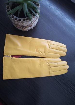 Новые виниловые перчатки утепленные размер 7-7,5