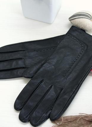 Перчатки, румыния, натуральная кожа