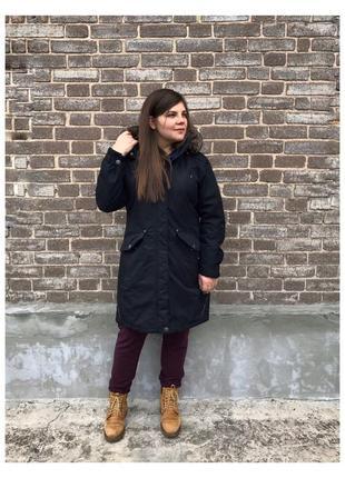 Тёплое зимнее пальто/парка от northland professional