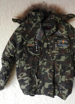 ✅ подросткоая зимняя куртка