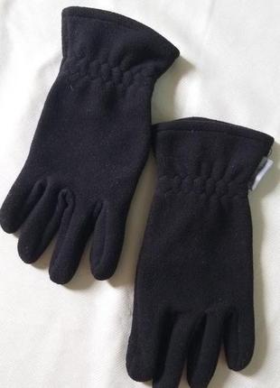 Отличные теплые перчатки спортивные decathlon размер sm
