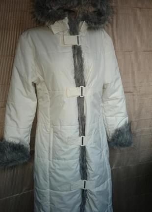 Пальто женское деми,еврозима на синтепоне р 14