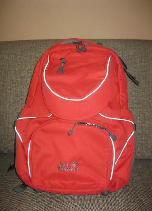 Новий рюкзак jack wolfskin ramson 26