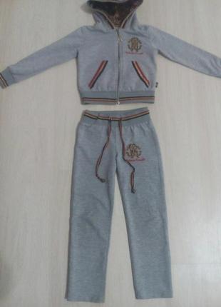 Спортивный костюм,спортивные штаны,кофта,110-116 см