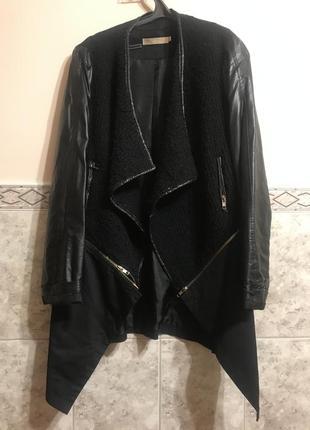 Пальто куртка-трансформер