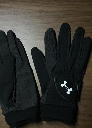 Перчатки under armor