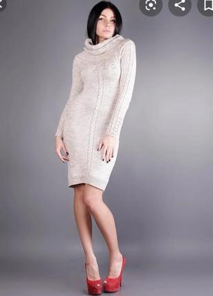 Платье sewel коралового цвета