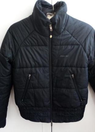 Курточка на синтепоне для дачи