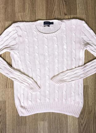 Polo by ralph lauren свитер кофта трикотаж вязка m