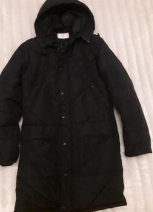 Пальто на синтепоне hennes
