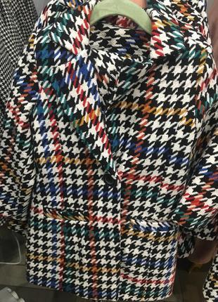 Стильный пиджак с шортами.