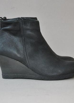 Ботинки casual 39р 25,3см с дефектом