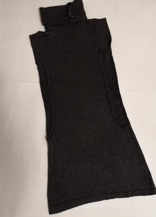 Платьеце - туника бренда clockhouse, размер с