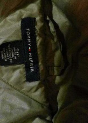 Супер куртка tommy hilfiger
