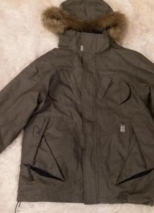 Термо куртка plusminus