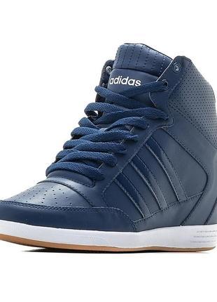 Кроссовки женские (сникерсы) adidas super wedge w(артикул:aw3969)