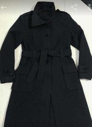 Тренд! шикарное пальто в идеальном состоянии, оригинал