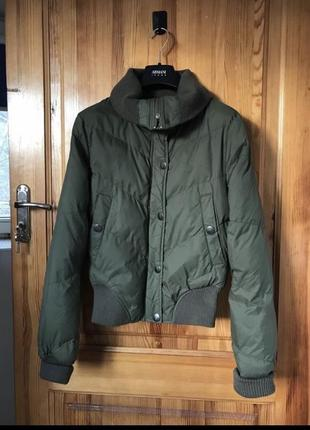 Демисезонная осенняя куртка denim co