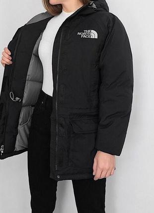 Пуховик the north face оригинал!
