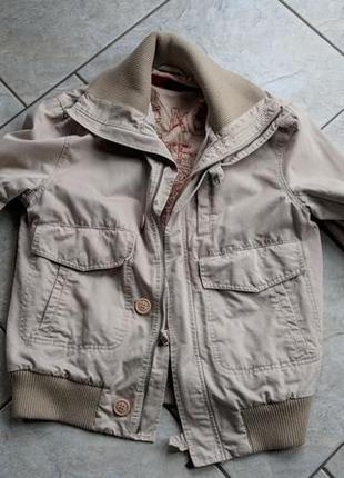 Куртка fcuk jeans